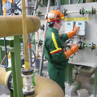 Technicien SOTEB génie électrique